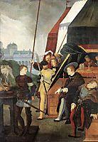 Mucius Scaevola, 1531, baldung