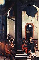 Nativity, 1520, baldung
