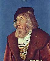 Portrait of a Man, 1514, baldung