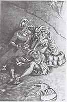Resting couple, 1530, baldung