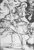 Saint Christopher, 1520, baldung