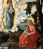 Saint John at Patmos, 1515, baldung