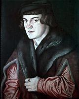 Self-Portrait, 1526, baldung