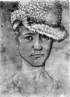Self-Portrait, c.1502, baldung