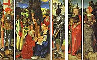 The Three Kings Altarpiece, baldung
