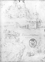 Three Swabian castles, 1515, baldung