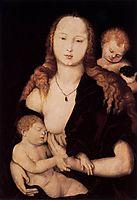 Virgin and Child, 1540, baldung