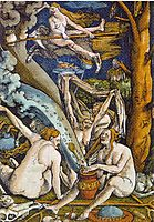 Witches, 1508, baldung