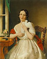 Pigeon-post, 1848, barabas