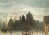 Venice at Dusk, 1834, barabas
