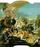 Battle of Vercellae, battistatiepolo