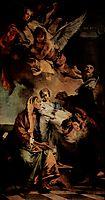 The Education of the Virgin, 1732, battistatiepolo