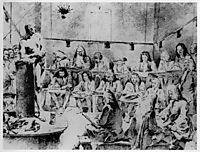 Nude study in an academy, c.1720, battistatiepolo