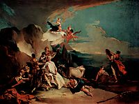The Rape of Europa, c.1722, battistatiepolo
