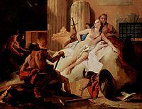 Venus and Vulcan, 1760, battistatiepolo