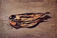 Dried Fish, bazille