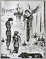 The achieving of the Sangreal, beardsley