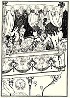 The Barge, beardsley