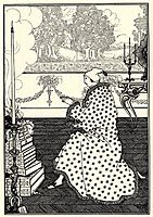 The Baron-s Prayer, beardsley