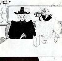Black Coffee, 1895, beardsley