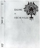 Cover and spine 1893, 1893, beardsley