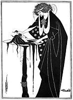 The Dancer-s Reward, 1894, beardsley