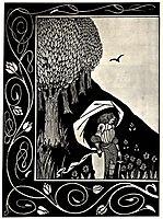 A Devil in Woman-s Likeness, beardsley