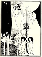 The Eyes of Herod, 1894, beardsley