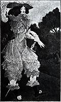 Mademoiselle de Maupin, beardsley