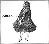 Moska, beardsley