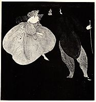 A Nocturne of Chopin, beardsley