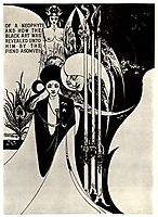 Of a Neophyte and how the Black Art was revealed unto him, beardsley