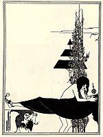 The Platonic Lament, 1894, beardsley