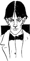 Self-portait, beardsley