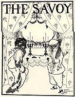 Title page, 1896, beardsley