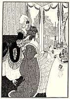 The Toilet, beardsley