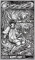 Withered Spring, beardsley