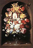 Bouquet in a Niche, beert
