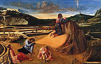 Agony in the Garden, 1459, bellini