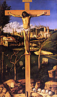The Crucifixion, 1501-1503, bellini