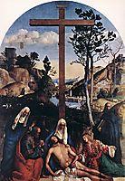 Deposition, 1515, bellini