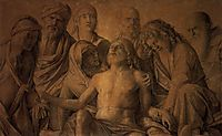 The Lamentation over the Body of Christ, c.1500, bellini