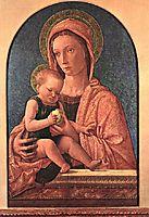 Madonna and Child, 1464, bellini