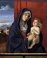 Madonna and Child, 1490, bellini