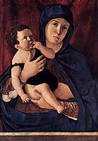 Madonna and Child, c.1475, bellini
