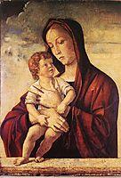 Madonna with Child, c.1475, bellini