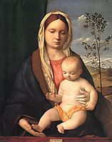 Madonna and Child, 1510, bellini
