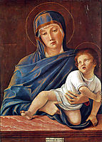 Madonna and Child, 1510, bellini
