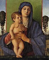Madonna degli Alberetti, 1487, bellini