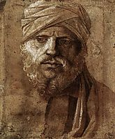 Man with a Turban, c.1490, bellini